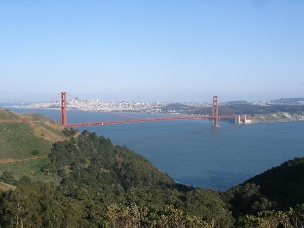 Zátoka San Francisca s