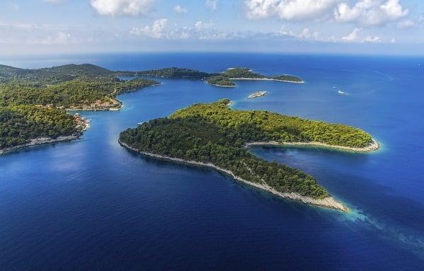 Ostrov Mljet, Chorvátsko