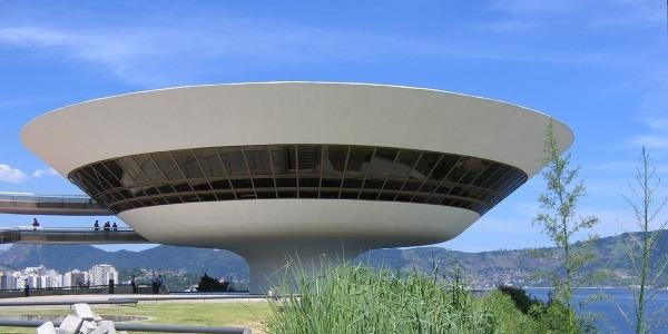 Múzeum súčasného umenia Niterói,