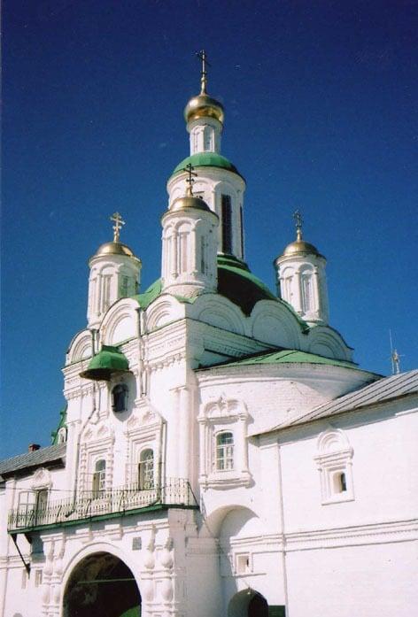 Makariev Želtovodskij, Rusko