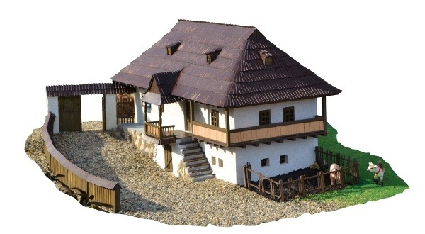 Rodný dom Pavla Országha