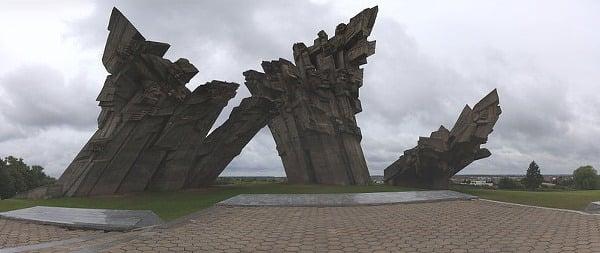 Devintas Fortas, Kaunas