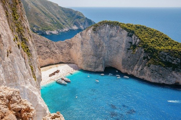 Ostrov Zakynthos