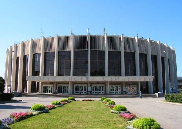 Štadión Jubilejnij v Petrohrade