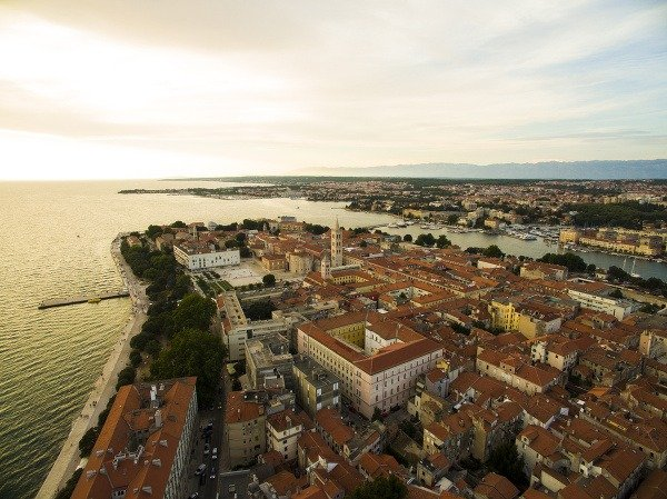 Zadar zbožňujú aj nároční
