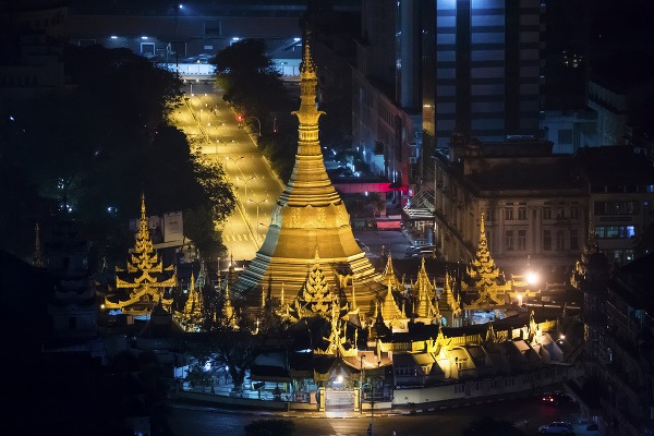 Mjanmarsko sa otvára turistom