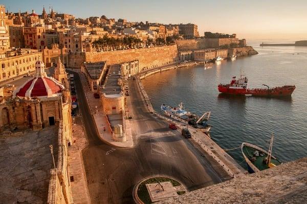 Malta ponúka pekné pláže,