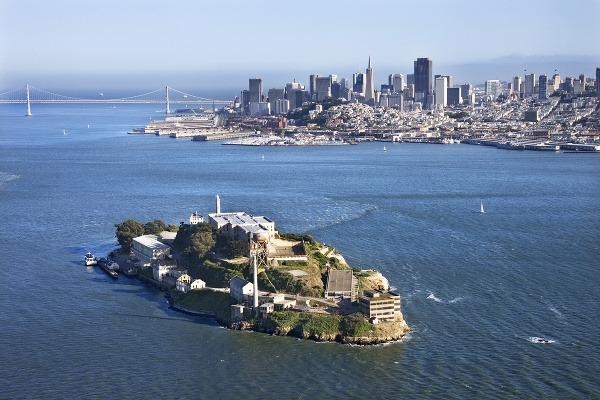 Dovolenka v San Franciscu