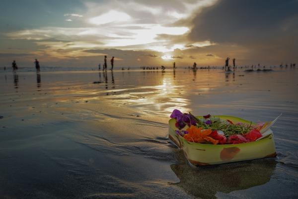 Indonézsky ostrov Bali: Potešenie