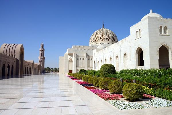 Omán - splnený sen