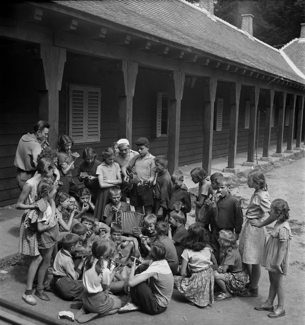 Spomienka na pionierske tábory: