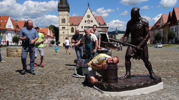 Bardejov a Bardejovské kúpele:
