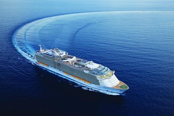 Luxus na mori: Najväčšia