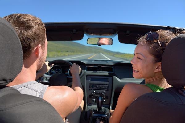 Nechať sa viesť cestnými