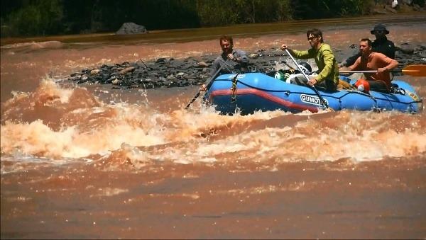 V perejách rieky Godžeb