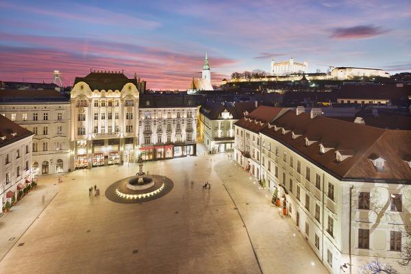 Slovensko na zozname prestížneho