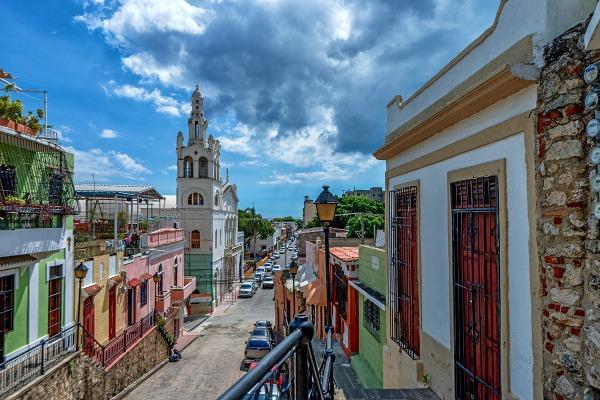 Santo Domingo: Sídlo merengue