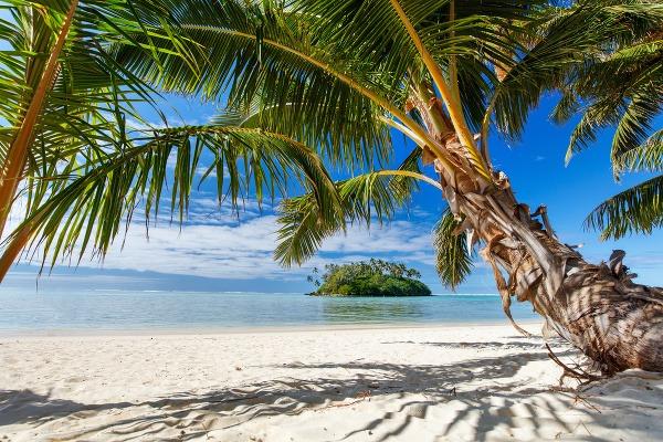 Na Cookovych ostrovoch si