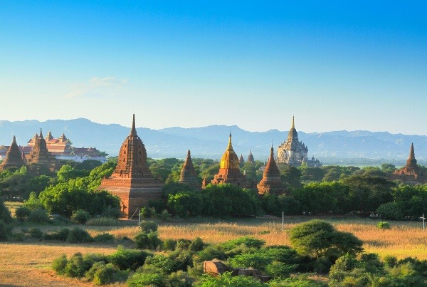Tajomstvo Baganu: Ľudia na
