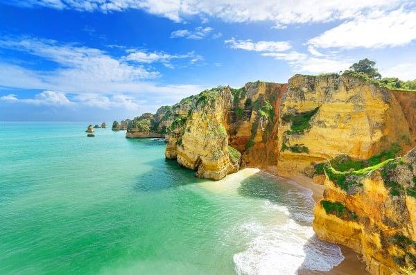 Portugalské Algarve