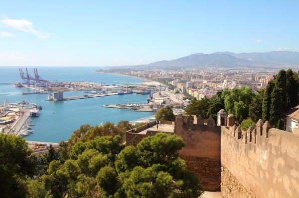 Španielska Malaga