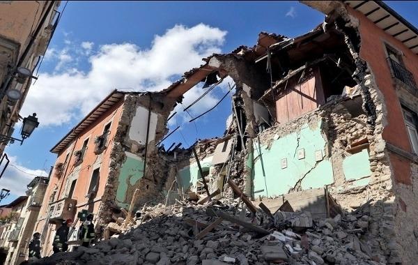 Ten istý dom zemetrasenie