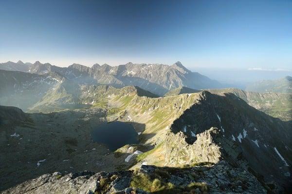 Vysoké Tatry a priľahlé