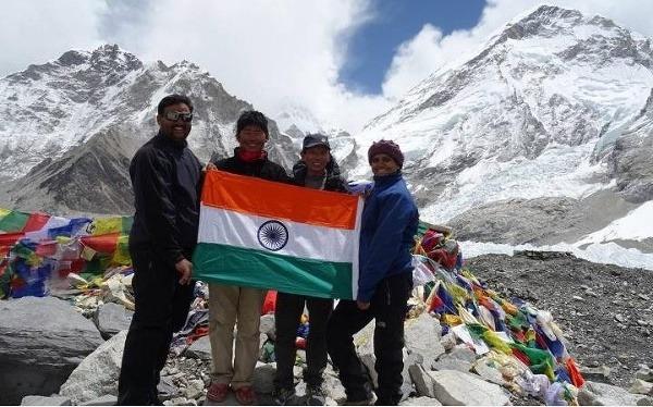 Manželia dobyli Mount Everest: