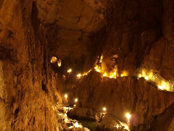 Najkrajšia jaskyňa Európy: Pochváliť