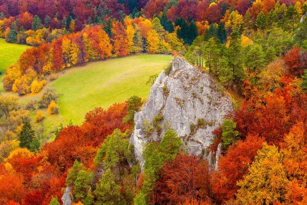Slovensko v nádherných farbách