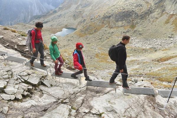 V Tatrách bezpečnejšie: Pod