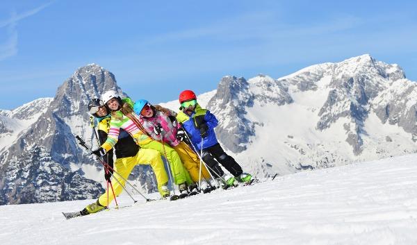 Najlepšie lyžiarske strediská na