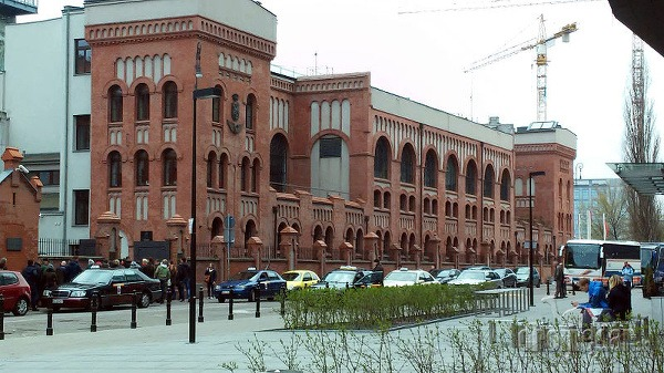Múzeum varšavského povstania