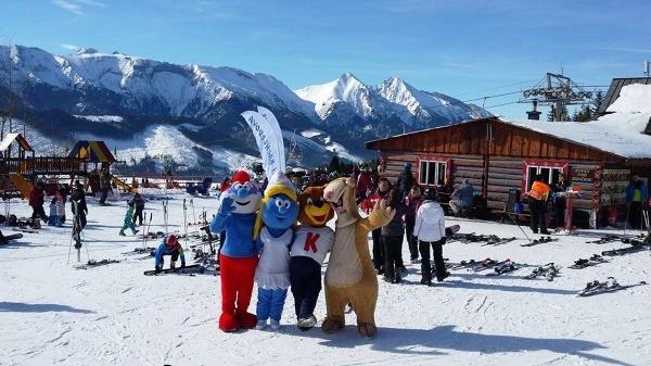 Veľký prehľad pre lyžiarov: