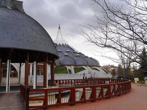 Akvaparky na juhu Maďarska