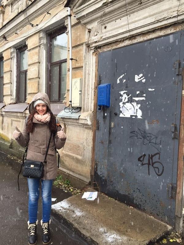 Slovenskí študenti v Rusku: