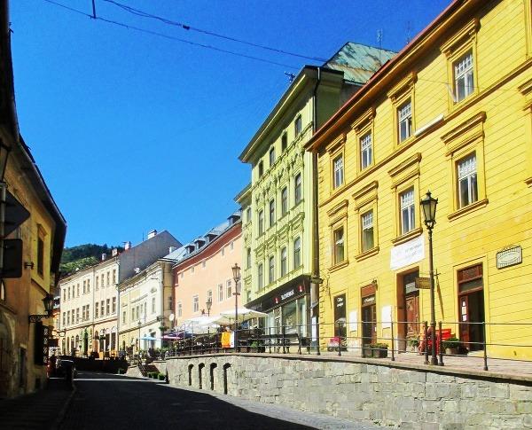 Ulica Andreja Kmeťa