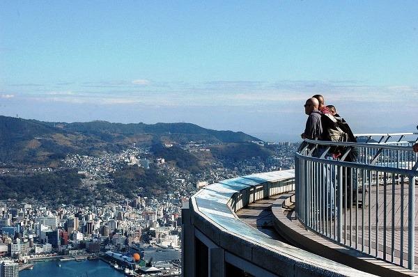 Fascinujúce znovuzrodenie: Nagasaki je