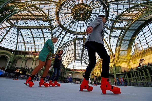 Vianoce v Paríži: Aj