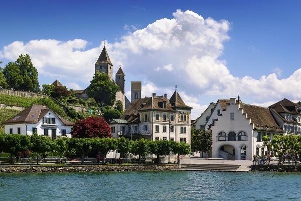 Aj Švajčiarsko je krajinou