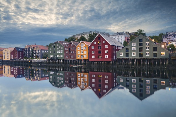 Trondheimská katedrála ukrýva nórske