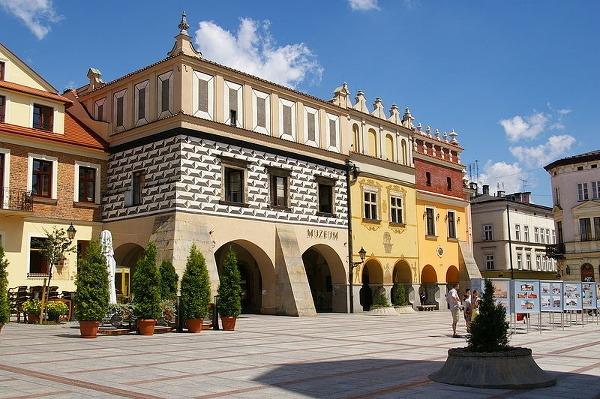 Najkrajšou dedinkou Poľska je