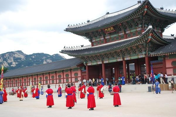 Kórejský Soul: Nad mestom