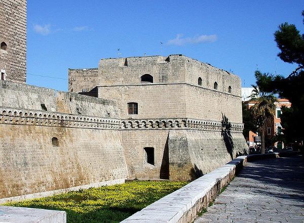 Hrad v Bari