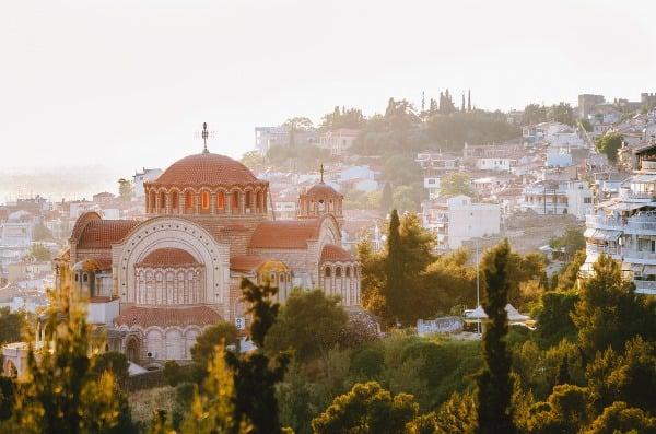 Grécky Solún