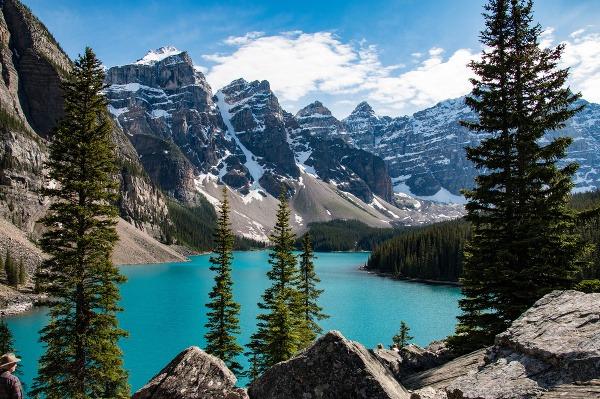 Údolie desiatich vrchov, Kanada