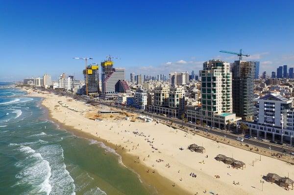 Tel Aviv, Izrael