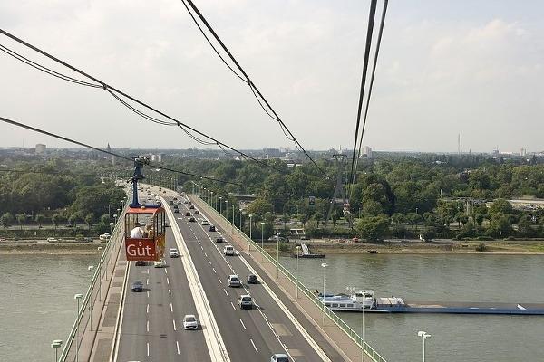 Kolín nad Rýnom, Nemecko