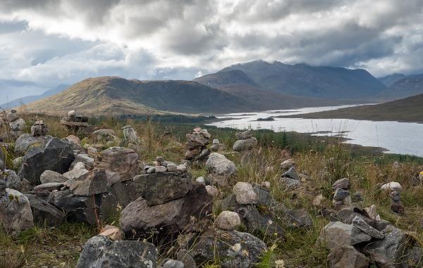 6. Škótske jazero Loch