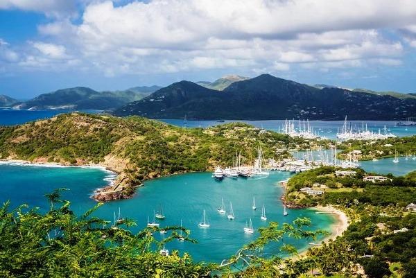 Ostrovný štát Antigua
